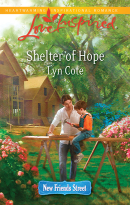 Shelter of Hope (Mills & Boon Love Inspired) (New Friends Street, Book 1)