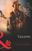 Tailspin (Mills & Boon Blaze) (Uniformly Hot!, Book 20)