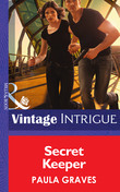 Secret Keeper (Mills & Boon Intrigue) (Cooper Security, Book 5)