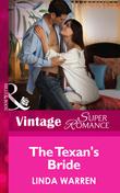 The Texan's Bride (Mills & Boon Vintage Superromance) (The Hardin Boys, Book 2)