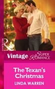 The Texan's Christmas (Mills & Boon Vintage Superromance) (The Hardin Boys, Book 3)