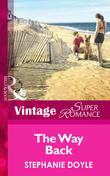 The Way Back (Mills & Boon Vintage Superromance)