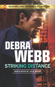 Striking Distance (Mills & Boon M&B) (Colby Agency, Book 13)