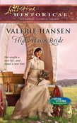 High Plains Bride (Mills & Boon Love Inspired) (After the Storm: The Founding Years, Book 1)
