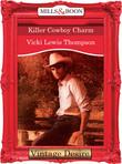 Killer Cowboy Charm (Mills & Boon Desire) (Editor's Choice, Book 6)
