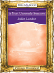 A Most Unseemly Summer (Mills & Boon Historical)