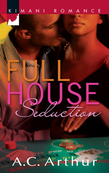 Full House Seduction (Mills & Boon Kimani) (The Donovans, Book 2)