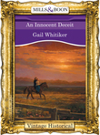 An Innocent Deceit (Mills & Boon Historical)