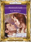 Blackwood's Lady (Mills & Boon Historical)