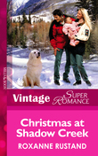 Christmas At Shadow Creek (Mills & Boon Vintage Superromance) (The Birth Place, Book 3)