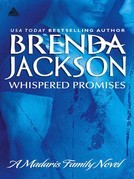 Whispered Promises (Mills & Boon Kimani Arabesque) (Madaris Family Saga, Book 2)