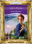 Lady in Waiting (Mills & Boon Historical) (The Elizabethan Season, Book 2)