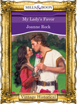 My Lady's Favor (Mills & Boon Historical)