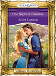 One Night in Paradise (Mills & Boon Historical)