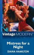 Mistress for a Night (Mills & Boon Modern) (Do Not Disturb, Book 5)