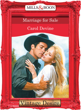 Marriage For Sale (Mills & Boon Desire) (The Bridal Bid, Book 2)