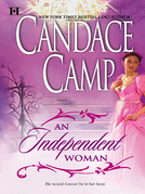 An Independent Woman (Mills & Boon M&B)