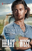 Bachelor Father (Mills & Boon M&B) (Heart of the West, Book 7)
