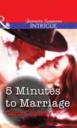 5 Minutes to Marriage (Mills & Boon Intrigue)