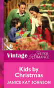 Kids by Christmas (Mills & Boon Vintage Superromance)