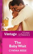 The Baby Wait (Mills & Boon Vintage Superromance)