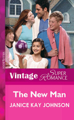 The New Man (Mills & Boon Vintage Superromance)