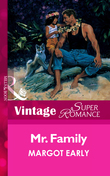 Mr. Family (Mills & Boon Vintage Superromance)