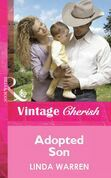 Adopted Son (Mills & Boon Cherish)