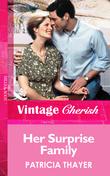 Her Surprise Family (Mills & Boon Vintage Cherish)