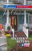 A Soldier's Return (Mills & Boon American Romance)