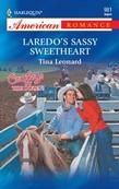 Laredo's Sassy Sweetheart (Mills & Boon American Romance)