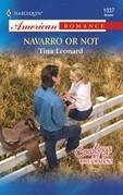 Navarro or Not (Mills & Boon American Romance)