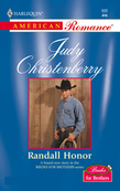 Randall Honor (Mills & Boon American Romance)