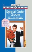 Special Order Groom (Mills & Boon American Romance)