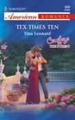 Tex Times Ten (Mills & Boon American Romance)