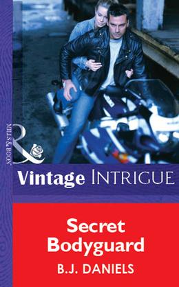 Secret Bodyguard (Mills & Boon Vintage Intrigue)