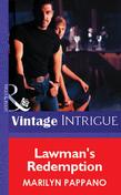 Lawman's Redemption (Mills & Boon Vintage Intrigue)