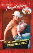 Two in the Saddle (Mills & Boon Temptation)