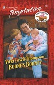 Boone's Bounty (Mills & Boon Temptation)