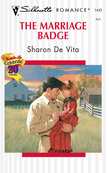 The Marriage Badge (Mills & Boon M&B)
