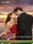 More Than a Mistress (Mills & Boon M&B)