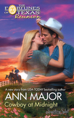 Cowboy at Midnight (Mills & Boon M&B)