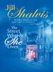 The Street Where She Lives (Mills & Boon M&B)