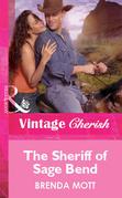 The Sheriff Of Sage Bend (Mills & Boon Cherish)