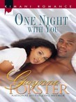 One Night With You (Mills & Boon Cherish)