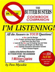 I'm Listening: The Butter Busters Cookbook Companion
