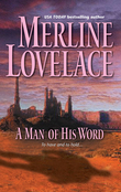 A Man of His Word (Mills & Boon Silhouette)