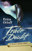 Trace Of Doubt (Mills & Boon Silhouette)