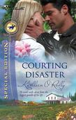 Courting Disaster (Mills & Boon Silhouette)
