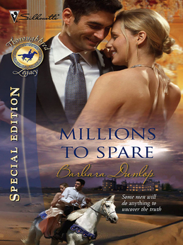 Millions to Spare (Mills & Boon Silhouette)